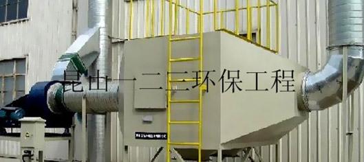 活性炭吸附回收净化废气处理的原理及特点