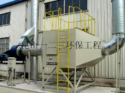 炭纤维有机废气净化器