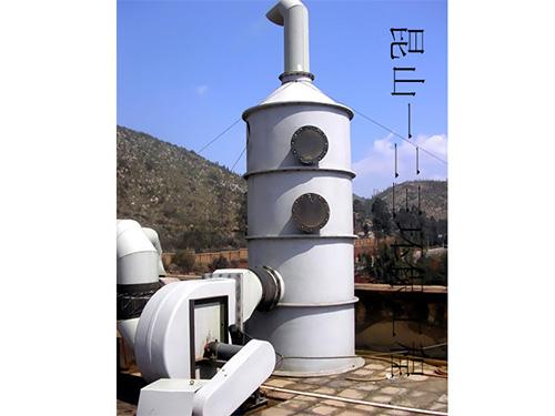 旋流板式废气净化塔